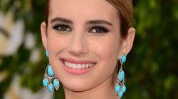 LOOK: Emma Roberts' Massive Engagement