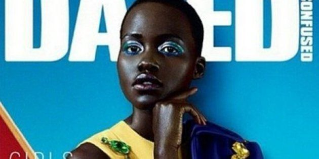 Lupita Nyong'o's Dazed & Confused Cover Is Everything