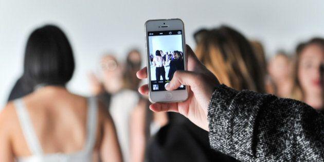 TORONTO, ON - OCTOBER 23: General atmosphere at PANDORA Jewellery At World MasterCard Fashion Week In...