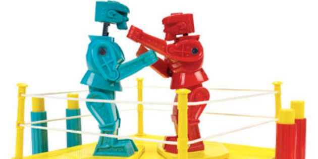 Best Childhood Toy Battle Will Make You All