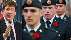 Tory MP Criticizes Military Uniform Decision In Wake Of