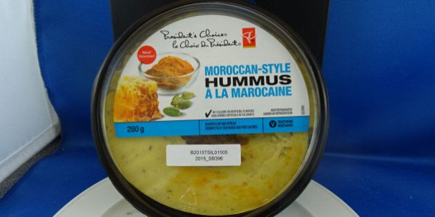 Loblaws Hummus Recall Expanded Over Bacteria