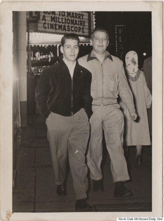 Old Shoebox Gives Glimpses Into A Gay Man's Life In 1940s-'60s