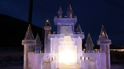 LOOK: Ice Castles Wow B.C.