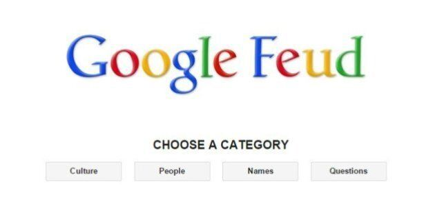 Google Feud Is Our New Favourite Game To Play