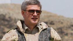Harper: Trudeau Has 'Deep Distrust.. Dislike Of The Canadian