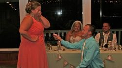 We Finally Know Why This Guy Proposed At Someone Else's