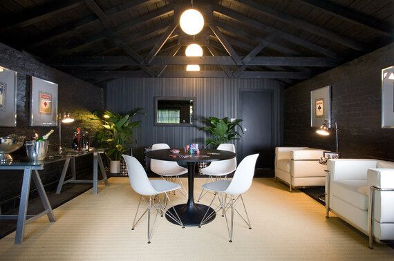 Who Better to Design a Man-Cave Than the Man