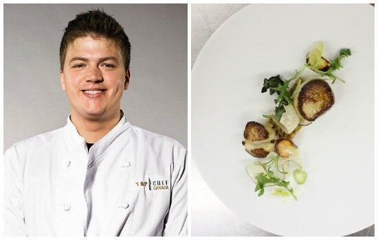 Get to Know Chef Rory White at the Royal Canadian Yacht