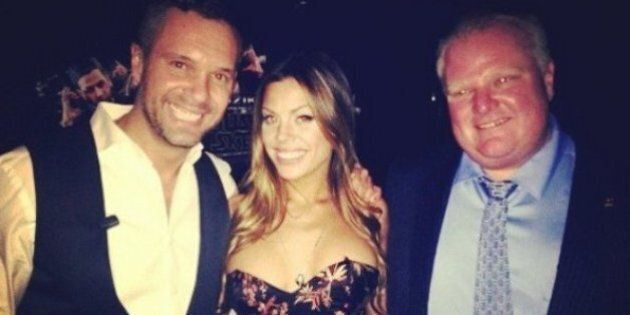 Rob Ford Sparks Excitement With Impromptu Visit To Toronto Nightclub