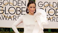 Paula Patton's Dress Is One Spectacular