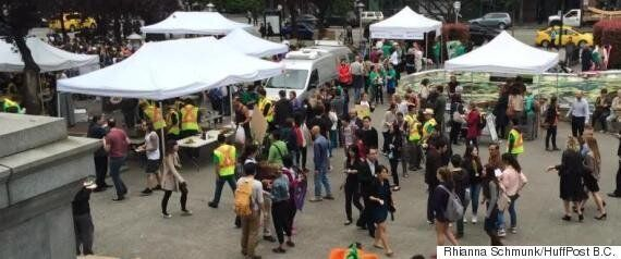5,000 Free Lunches In Vancouver Made From Rescued Food