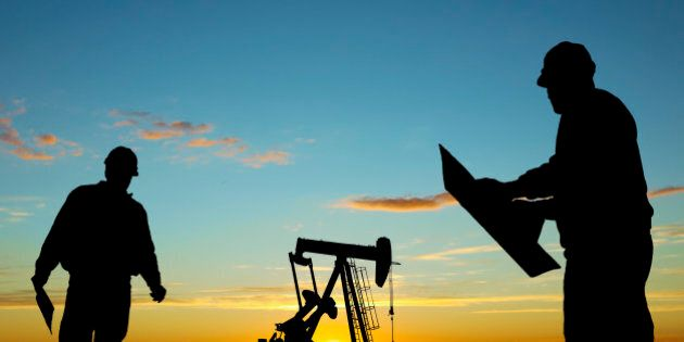 Oil Patch Salaries Rise 5 Times Faster Than Rest Of