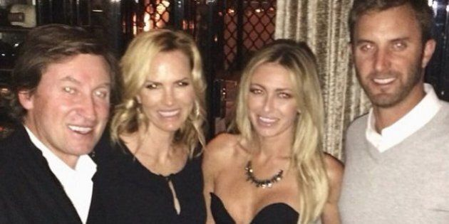 This Is What Paulina Gretzky Wore To Her Mom's Birthday Party