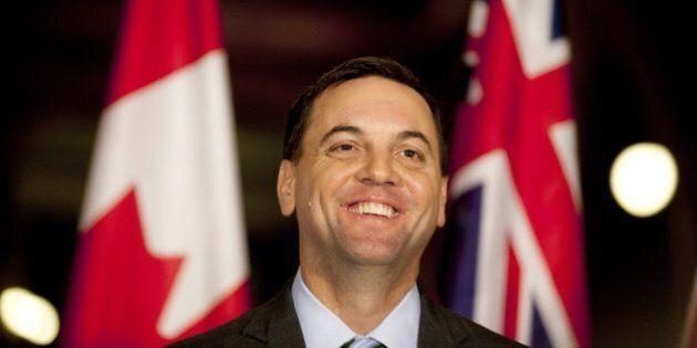 Tim Hudak, Ontario PC Leader, Vows To Create 1 Million