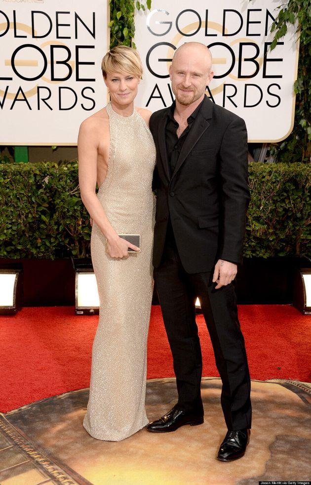 Robin Wright Golden Globes 2014: Take That Sean Penn!