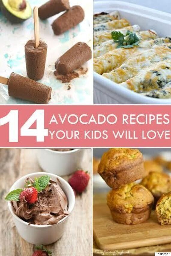 Avocado Recipe: 14 Ways To Make Your Kids Eating This