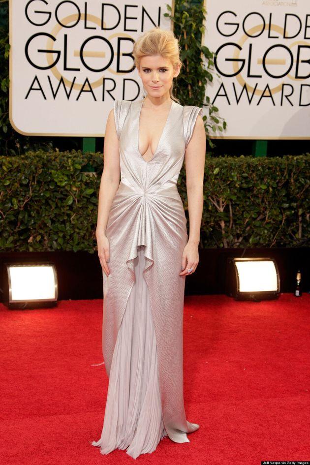 Kate Mara's Golden Globes 2014 Hair Is Full Of Secrets