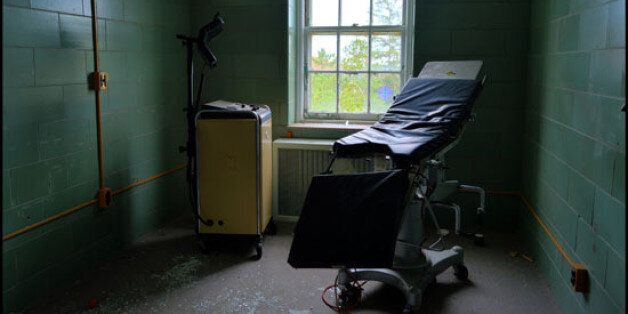 A Look Inside Abandoned Asylums And Hospitals Photos Huffpost Canada Life