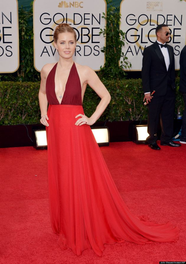 Amy Adams Golden Globes 2014: 'American Hustle' Star Loves The No-Bra Trend
