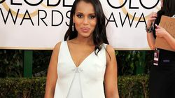 Kerry Washington Debuts Baby