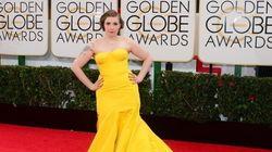 Lena Dunham's Unexpected Globes