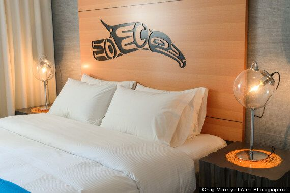 Aboriginal Art Hotel In Vancouver Offers Unique Cultural