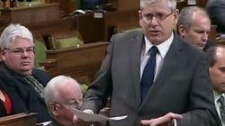 NDP Accuses Minister Of Hiding 'Behind Disabled