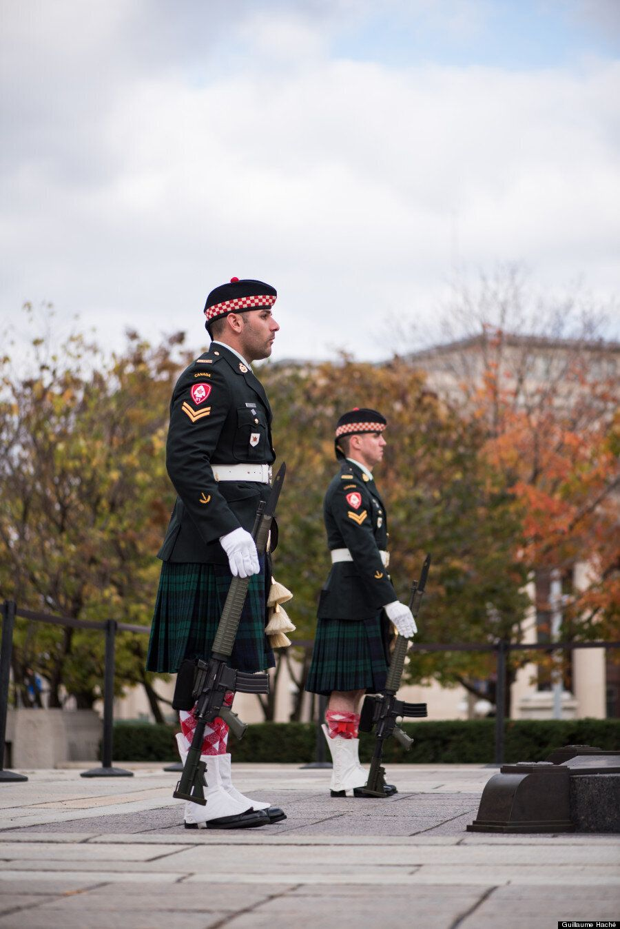 This Is How We Should Remember Nathan Cirillo