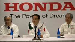 Look How Honda Execs Are Making Up For Spate Of