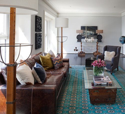 Brown Is the New Black for Interior