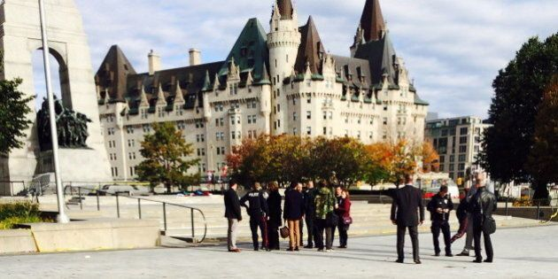 What It Was Like to Be in Ottawa During the