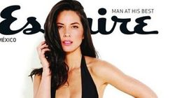 Olivia Munn Wears The Swimsuit To End All