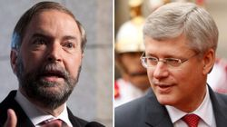 Mulcair To Harper: Military Suicides Need 'Urgent' Attention