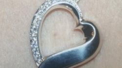 Locket Containing Dead Baby's Ashes