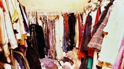 Closet Purging Tips for You and Your Young