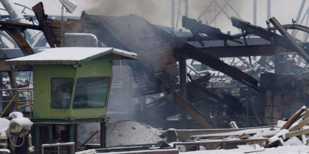 Burns Lake Sawmill Blast: 'Questionable' Investigation Results In No