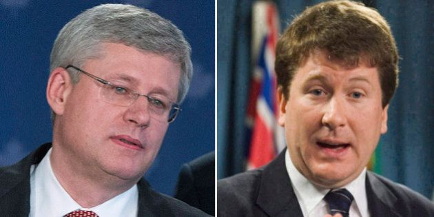 Harper Urged To Remove MP John Williamson Over 'Whities'