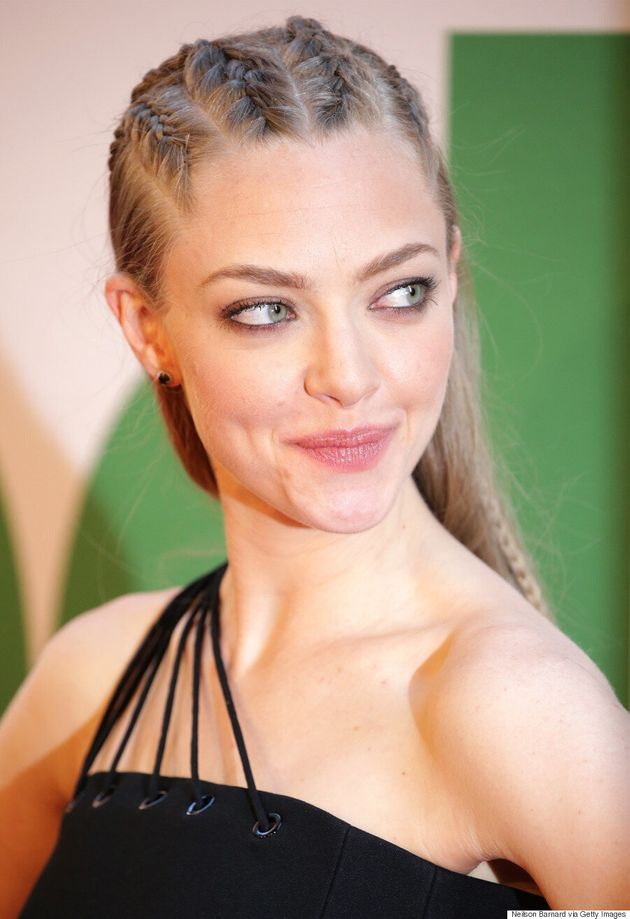 Amanda Seyfried Nails The Little Black Dress Look At 'Ted 2'