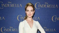 Lily James Is A Modern Day