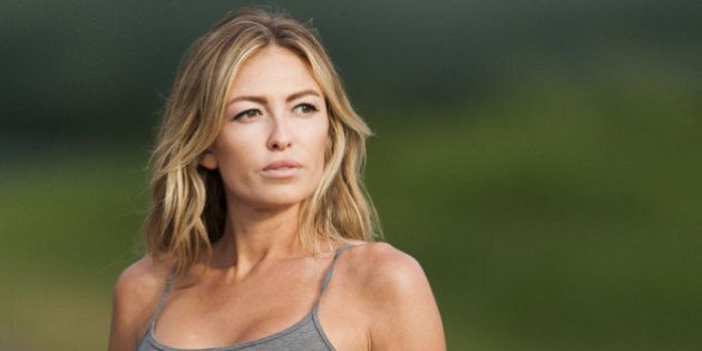 Paulina Gretzky's Got One Hell Of A Golf Swing