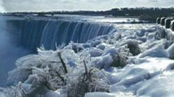 Hell May Have Frozen Over, but Niagara Falls Did