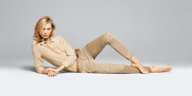 Karlie Kloss Is The New Face Of Joe