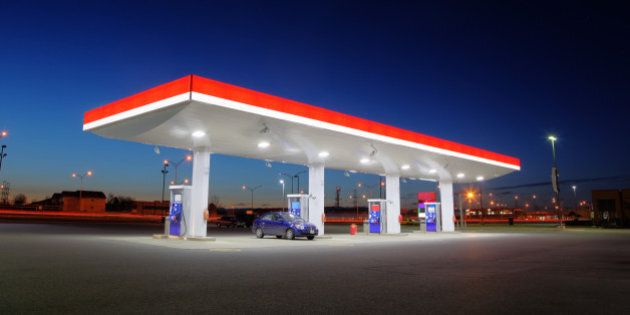 Gas Prices In Canada Are Starting To Climb Back Up