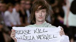Designer Rick Owens 'Furious' With Protesting