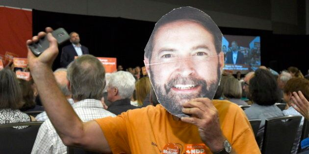 NDP Surge Still Going On Strong, Forum Poll