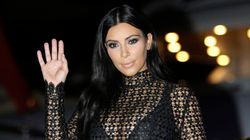 Kim Kardashian Wore Another Naked