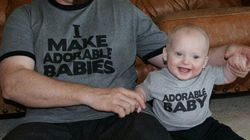 These Dad T-Shirt And Onesie Combos Are Just Too