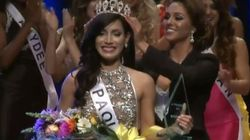 There She Is, Miss Universe
