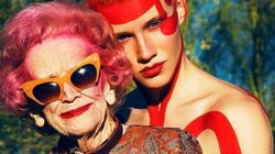 This 90-Year-Old Fashion Queen Proves Age Is Just A